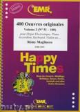 Okładka: Magliocco Rémy, 400 Oeuvres Originales Vol. 2 - Orchestra & Strings