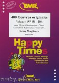 Okładka: Magliocco Rémy, 400 Oeuvres Originales Vol. 4 - Orchestra & Strings
