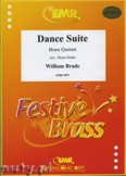 Okładka: Brade William, Dance Suite  - BRASS ENSAMBLE