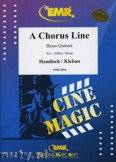 Ok�adka: Hamlisch Marvin, A Chorus Line - BRASS ENSAMBLE