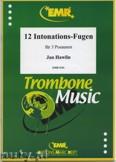 Ok�adka: Hawlin Jan, 12 Intonations-Fugen im alten Stil - Trombone