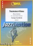 Okładka: Gershwin George, Summertime - BRASS ENSAMBLE