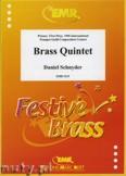 Okładka: Schnyder Daniel, Brass Quintet - BRASS ENSAMBLE