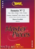 Okładka: Uccellini Marco, Sonata N° 2 - BRASS ENSAMBLE
