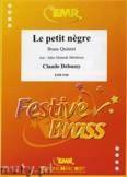 Okładka: Debussy Claude, Le petit negre - BRASS ENSAMBLE