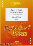 Ok�adka: Grieg Edward, Peer Gynt - BRASS ENSAMBLE