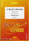 Okładka: Byrd William, A Byrd Collection - BRASS ENSAMBLE