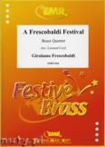 Ok�adka: Frescobaldi Girolamo, A Frescobaldi Festival - BRASS ENSAMBLE