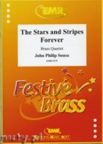 Okładka: Sousa John Philip, The Stars and Stripes Forever - BRASS ENSAMBLE