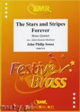 Ok�adka: Sousa John Philip, The Stars and Stripes Forever - BRASS ENSAMBLE