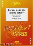 Okładka: Ravel Maurice, Pavane pour une infante défunte
