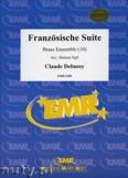 Okładka: Debussy Claude, Französische Suite