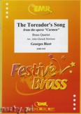 Ok�adka: Bizet Georges, The Toreador's Song (Carmen) - BRASS ENSAMBLE