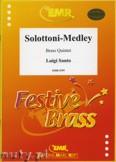 Okładka: Santo Luigi, Solottoni-Medley - BRASS ENSAMBLE