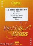 Okładka: Verdi Giuseppe, La forza del destino - BRASS ENSAMBLE