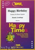 Ok�adka: Armitage Dennis, Happy Birthday - BRASS ENSAMBLE