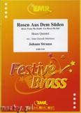 Ok�adka: Strauss Johann, Rosen aus dem S�den - BRASS ENSAMBLE