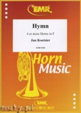 Okładka: Koetsier Jan, Hymn - Horn