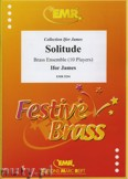 Okładka: James Ifor, Solitude for Brass Ensemble