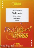 Okładka: James Ifor, Solitude - BRASS ENSAMBLE