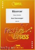 Okładka: Sturzenegger Kurt, Ricercar - BRASS ENSAMBLE
