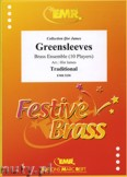 Ok�adka: James Ifor, Greensleeves for Brass Ensemble