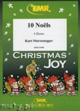 Okładka: Sturzenegger Kurt, 10 Noëls - Horn