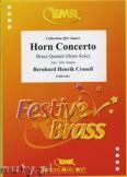 Ok�adka: Crusell Bernhard Henrik, Horn Concerto - BRASS ENSAMBLE