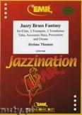 Ok�adka: Thomas J�r�me, Jazzy Brass Fantasy