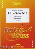 Ok�adka: James Ifor, Little Suite N� 1 - BRASS ENSAMBLE