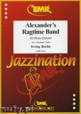 Okładka: Berlin Irving, Alexander's Ragtime Band - BRASS ENSAMBLE