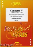Okładka: Corrette Michel, Concerto V