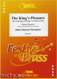 Okładka: Mortimer John Glenesk, The King's Pleasure - BRASS ENSAMBLE