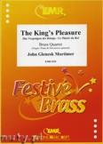 Okładka: Mortimer John Glenesk, The King's Pleasure - BRASS ENSAMBLE
