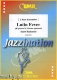 Ok�adka: Richards Scott, Latin Fever - BRASS ENSAMBLE