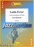 Okładka: Richards Scott, Latin Fever - Saxophone