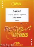 Okładka: Debons Eddy, Ayala - BRASS ENSAMBLE