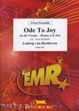 Ok�adka: Beethoven Ludwig Van, Ode To Joy - BRASS ENSAMBLE