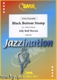 Okładka: Roll Morton Jelly, Black Bottom Stomp - BRASS ENSAMBLE