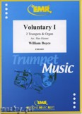 Ok�adka: Boyce William, Voluntary I  - Trumpet