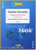 Ok�adka: Viviani Giovanni Buonaventura, Sonata Seconda (1678) - Trumpet