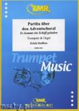 Okładka: Stoffers Erich, Partita über den Adventschoral - Trumpet