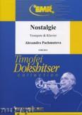 Okładka: Pachmutova Alexandra, Nostalgie - Trumpet