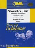 Okładka: Dvořák Antonin, Slawischer Tanz N° 2  - Trumpet