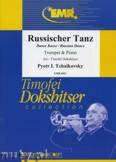 Okładka: Czajkowski Piotr, Russischer Tanz  - Trumpet