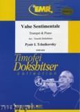 Okładka: Czajkowski Piotr, Valse Sentimentale - Trumpet