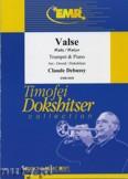 Okładka: Debussy Claude, Valse  - Trumpet