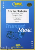 Ok�adka: Delibes L�o, Aria des Clochettes - Trumpet