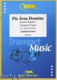 Okładka: Fauré Gabriel, Pie Jesu Domine (aus Requiem) - Trumpet