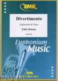 Okładka: Debons Eddy, Divertimento - Euphonium